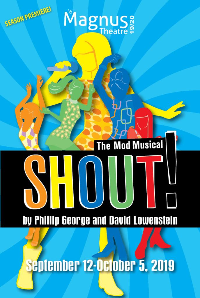 SHOUT! The Mod Musical – Magnus Theatre