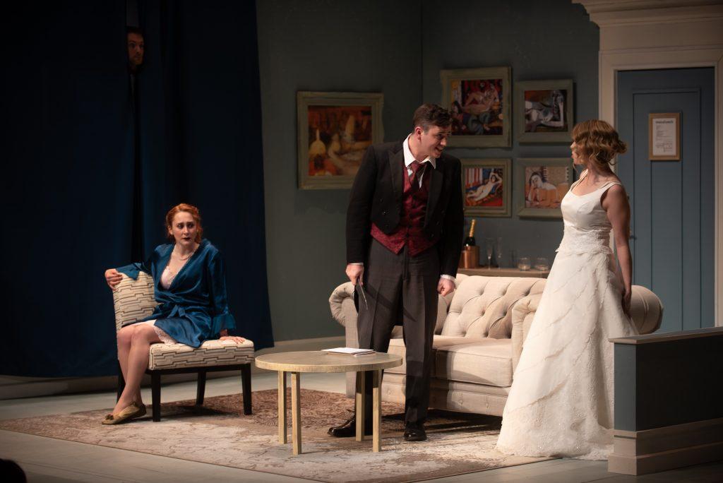 PERFECT WEDDING by Robin Hawdon.