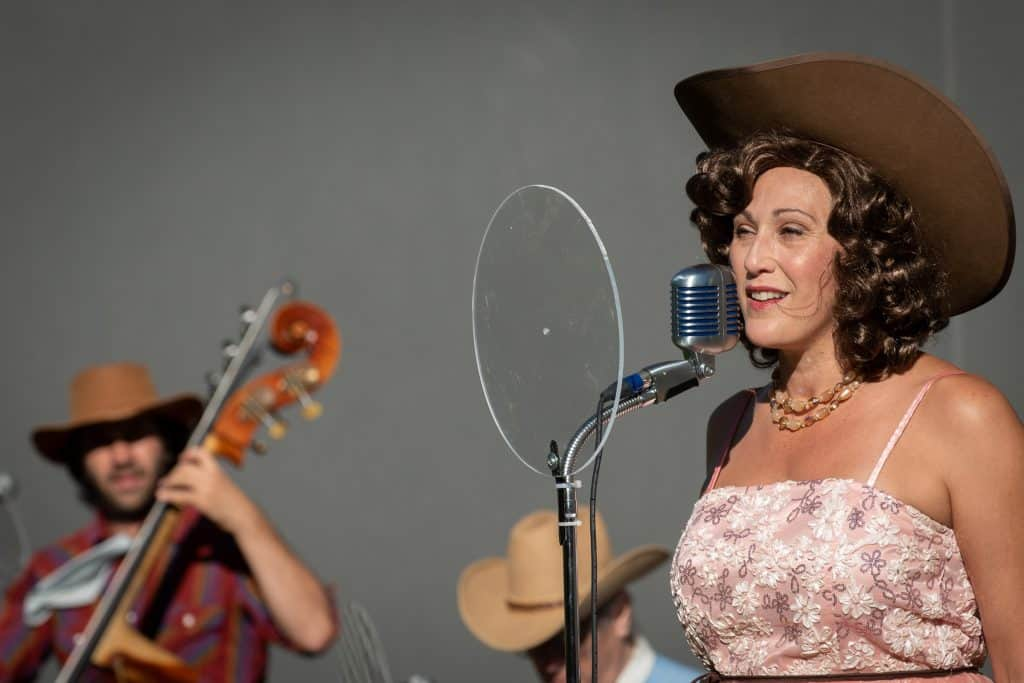 Amy Sellors in A CLOSER WALK WITH PATSY CLINE