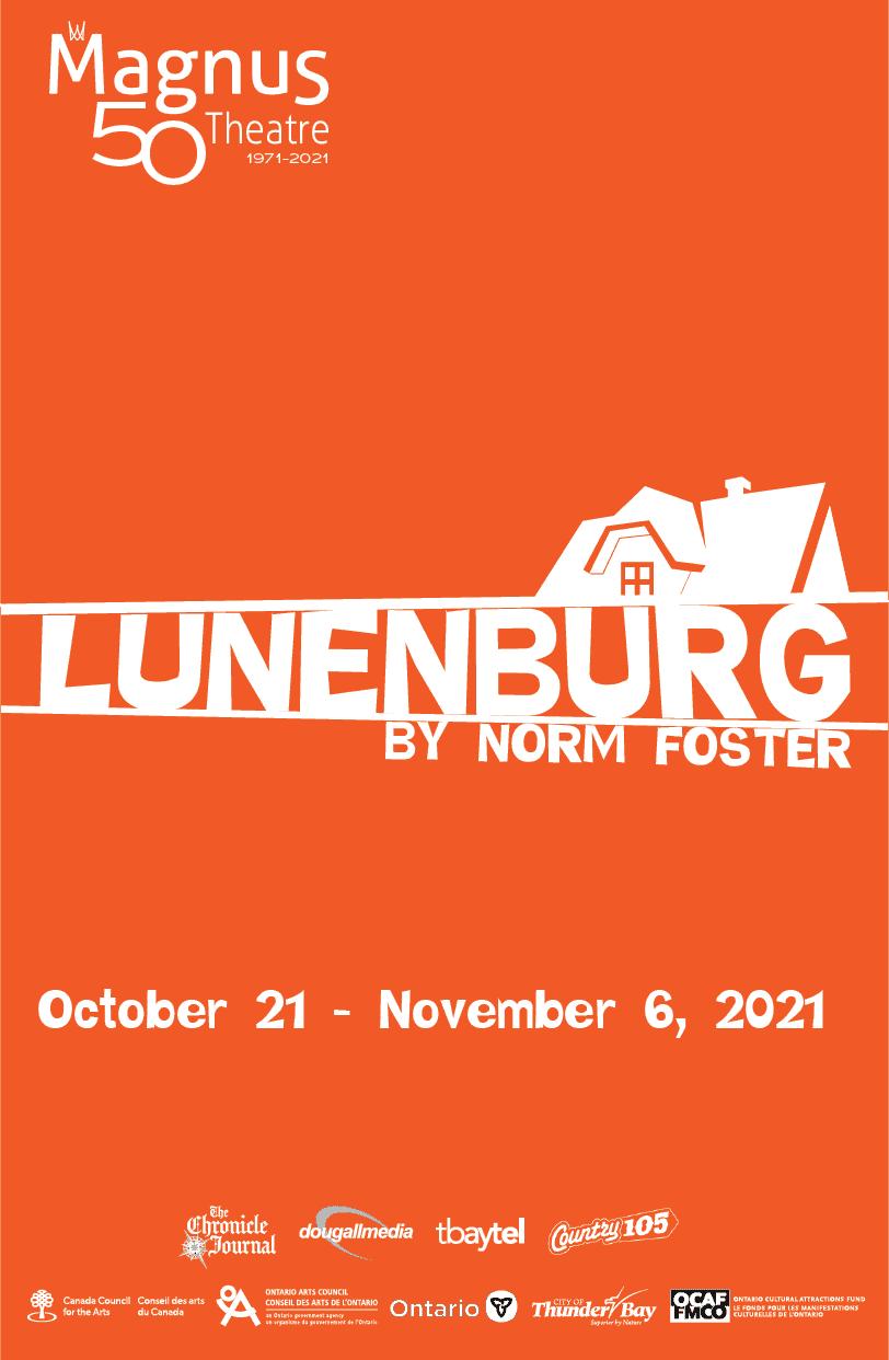 Lunenburg Poster